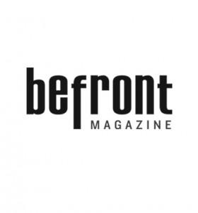 BeFront Magazine Media